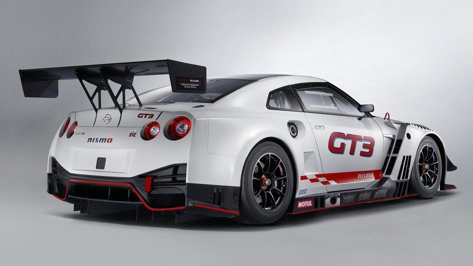 نيسان GTR نيسمو GT3 2018