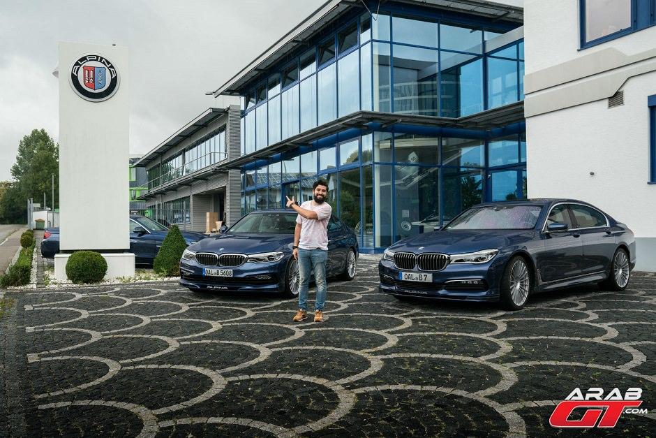 سيارات البينا 2018