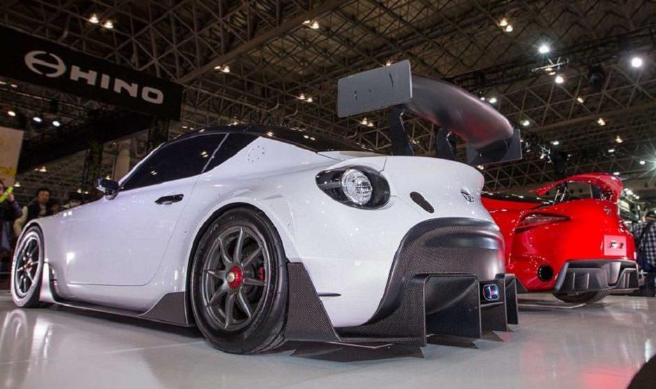 سيارات تويوتا رياضية