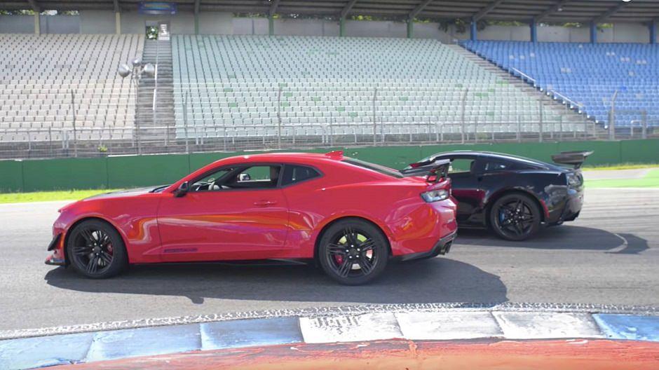 سيارات عضلات جديدة