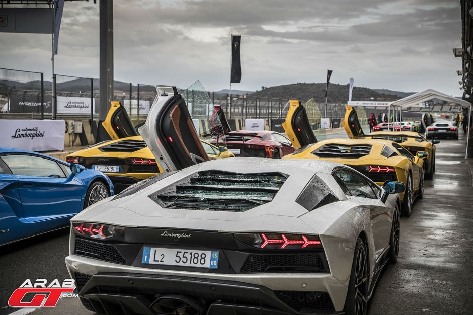 سيارات لمبرجيني