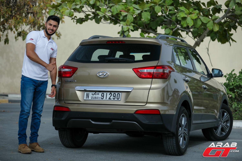 سيارات هيونداي كريتا 2018