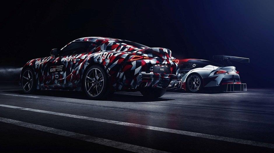 سيارة تويوتا سوبرا 2019