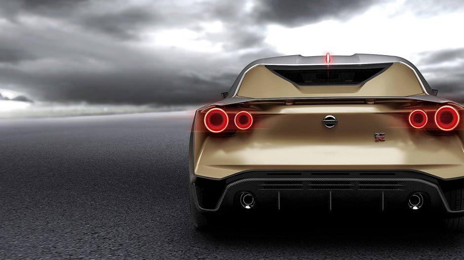 سيارة GTR 2019