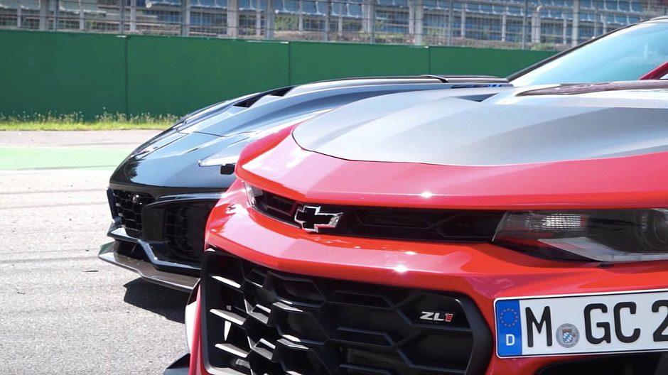 سيارات كمارو ZL1 1LE