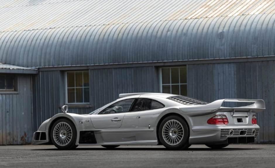 للبيع مسيدس SLK GTR
