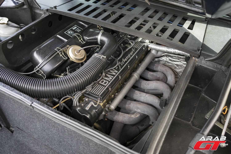 محرك بي ام دبليو M1