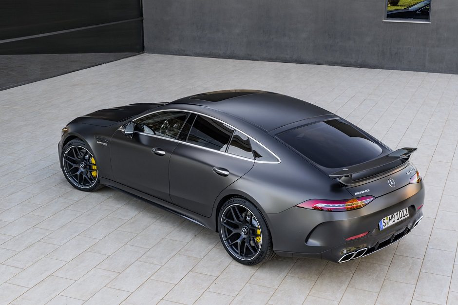 مرسيدس AMG GT 63 S 4MATIC+ 4 Door