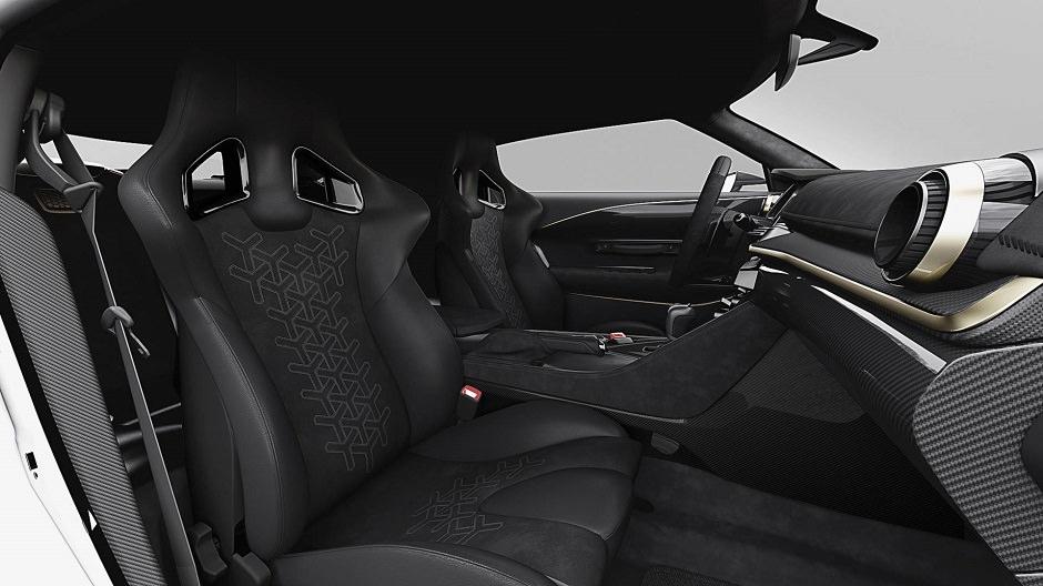 مقاعد نيسان GT-R50