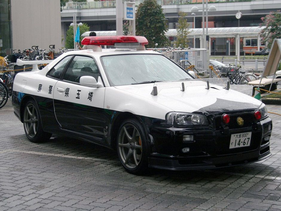 نيسان سكايلاين GT-R R34