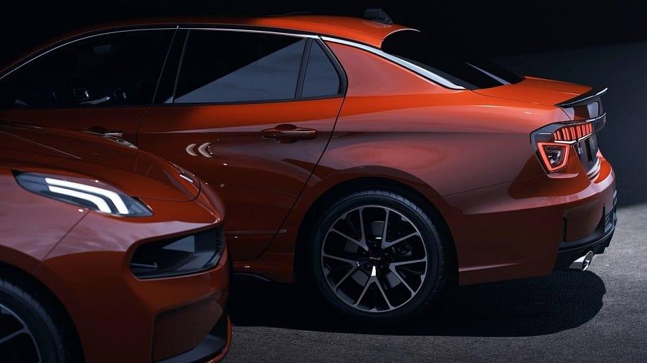 سيارة صينية 2019
