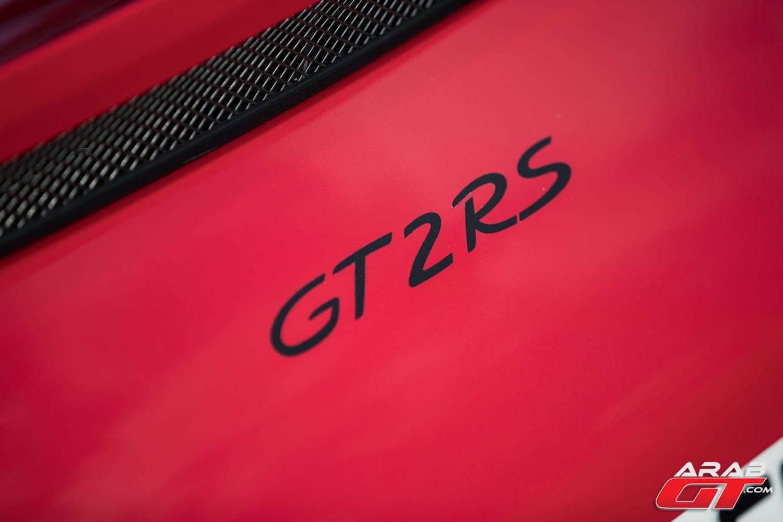 سيارة GT2 RS