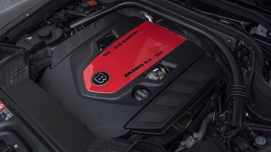 محرك مرسيدس g class 2019