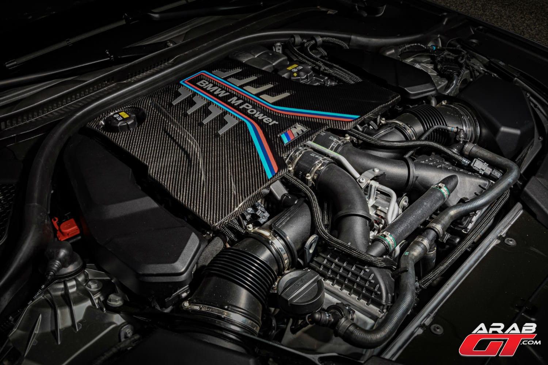 محرك BMW M5
