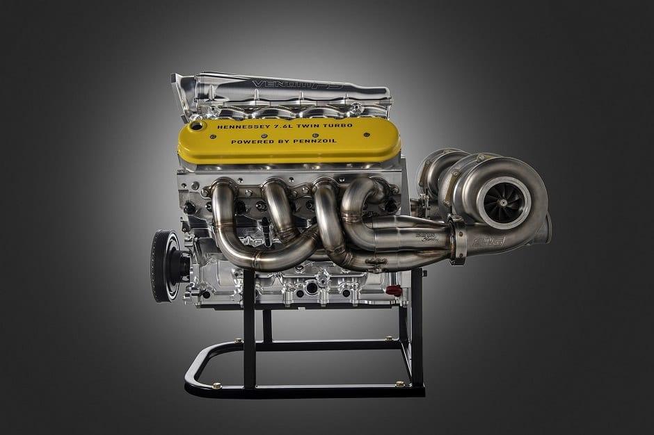 محرك V8