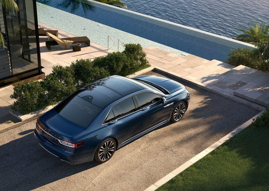 2019 Lincoln-Continental