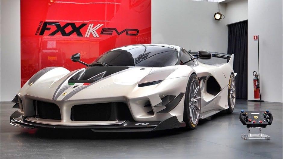 فيراري FXX K EVO