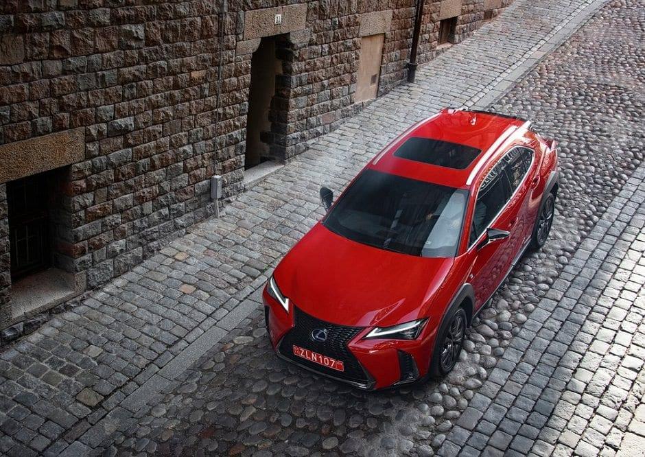 2019 Lexus-UX