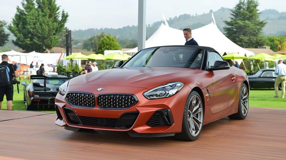 شاهد فيديوهات لـ سيارة Bmw Z4 2019 الجديدة كلياً Arabgt