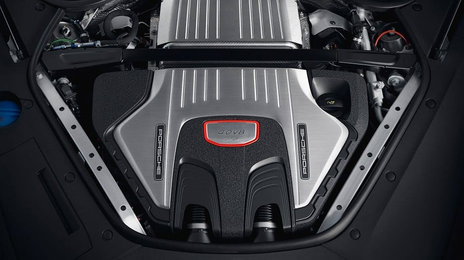 محرك بورش باناميرا 2019