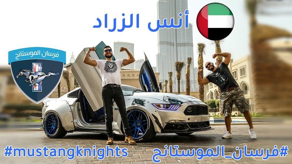 Mustang Knights