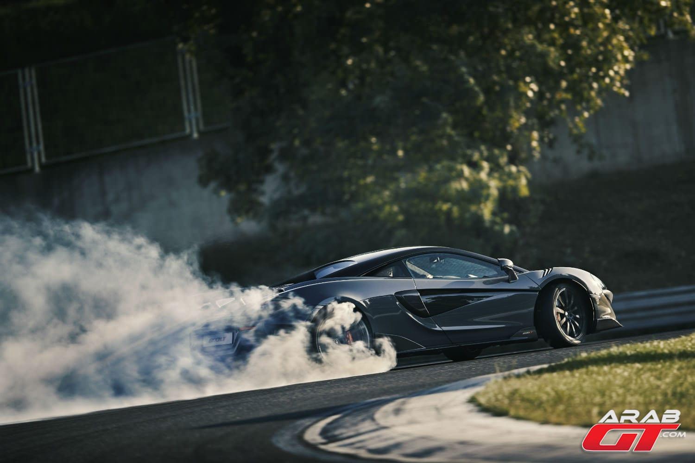 New McLaren-600LT