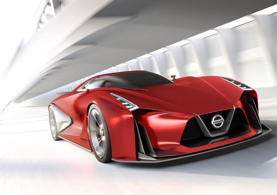 Nissan gt r 2020