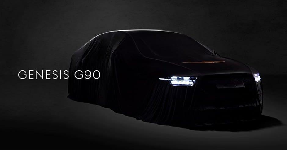 جينيسيس G90 2019