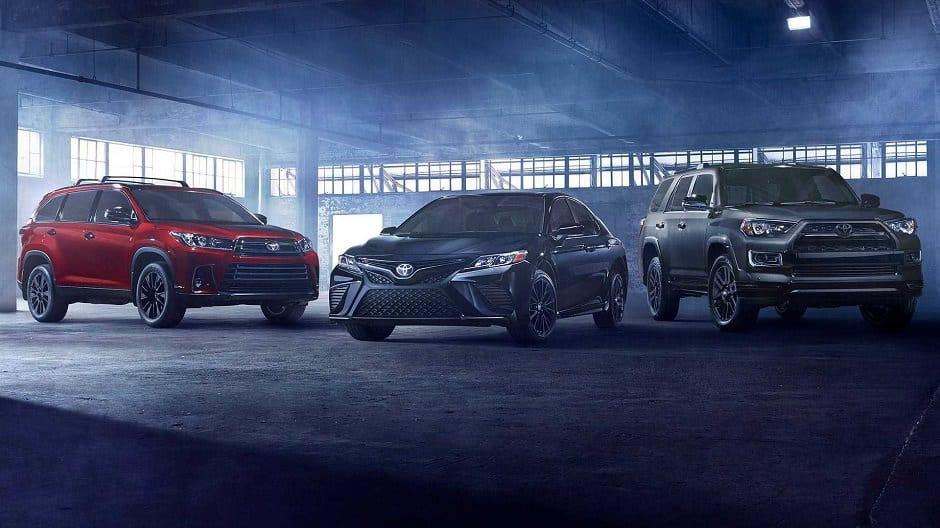 سيارات تويوتا 2019