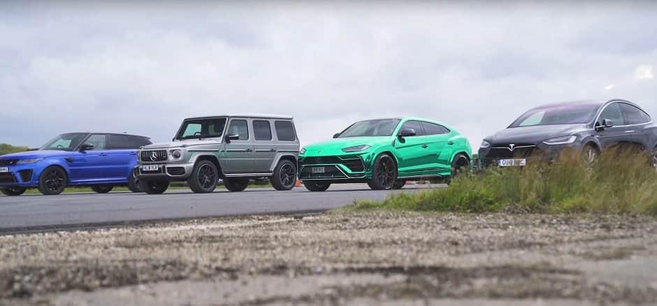 سيارات SUV