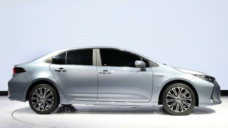 سيارة تويوتا كورولا 2020