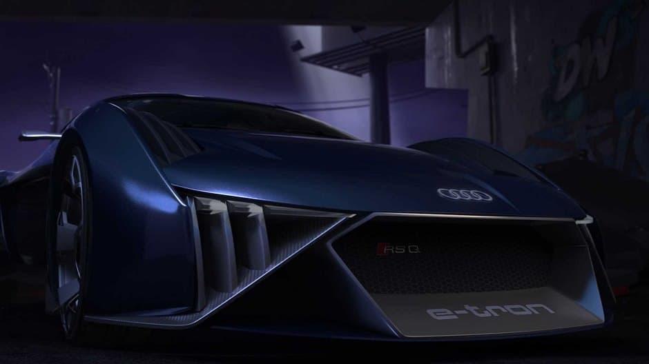 صورة Audi RSQ E-Tron