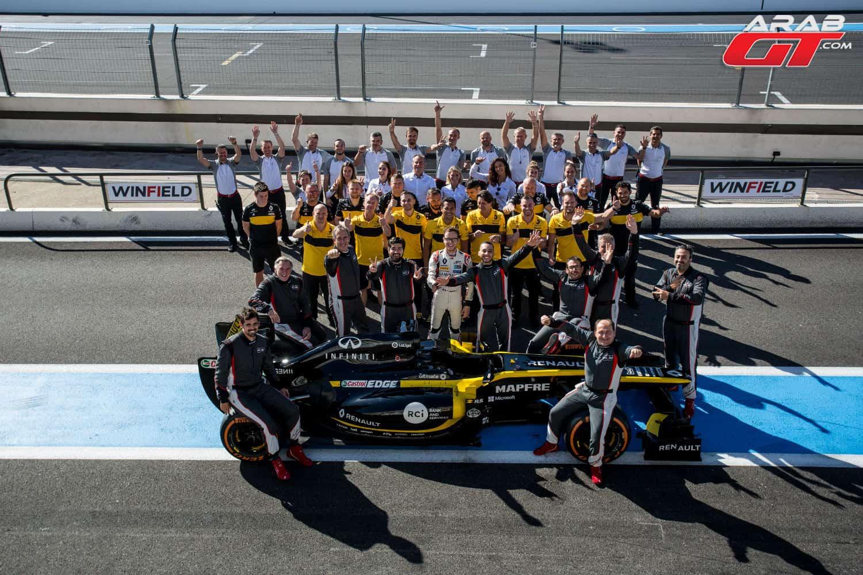 فريق رينو للفورمولا 1