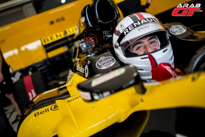 Renault formula 1 car