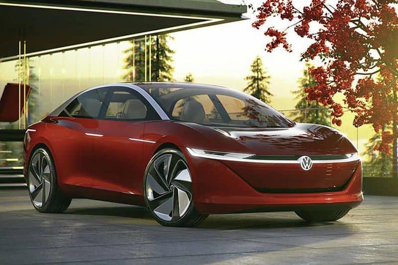 السيارات الكهربائية الجديدة من فولكسفاجن