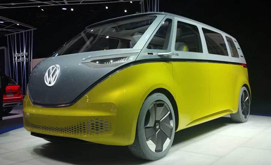السيارات الكهربائية من فولكس فاجن