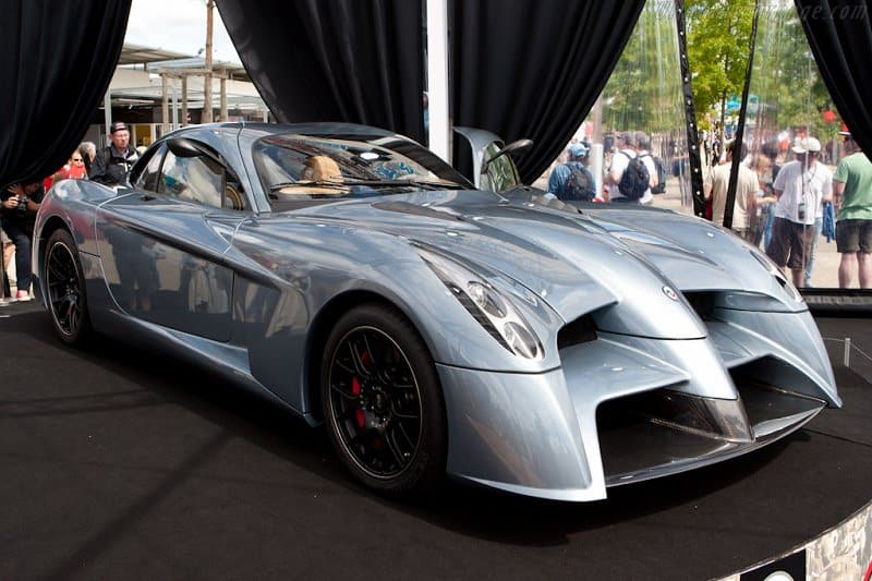 بانوز ابروزي ابشع السيارات في العالم