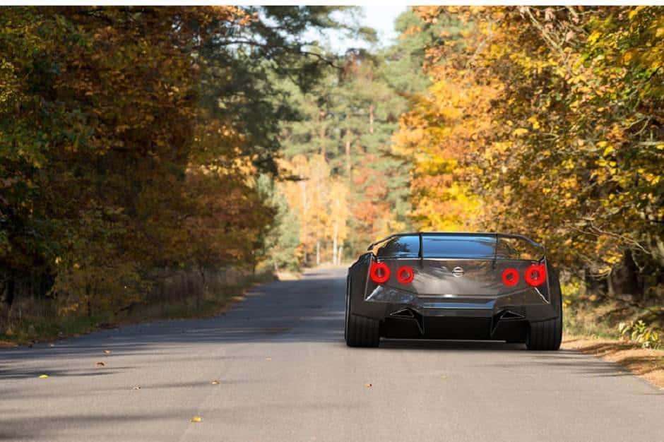 نيسان GTR R36