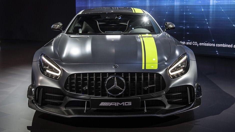 Mercedes Amg Gt R Pro أجدد سيارة رياضية من مرسيدس بنز Arabgt