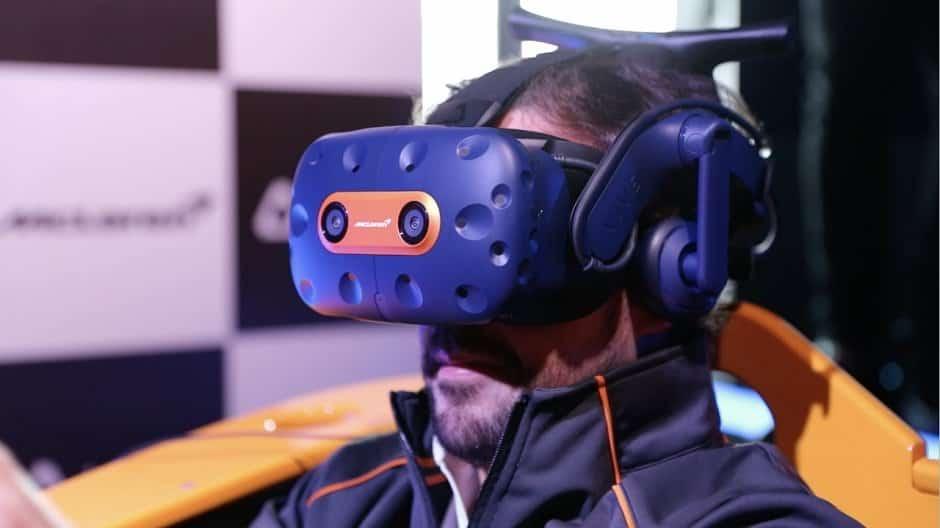 Fernando HTC Vive