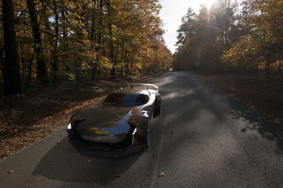 Nissan GTR R36