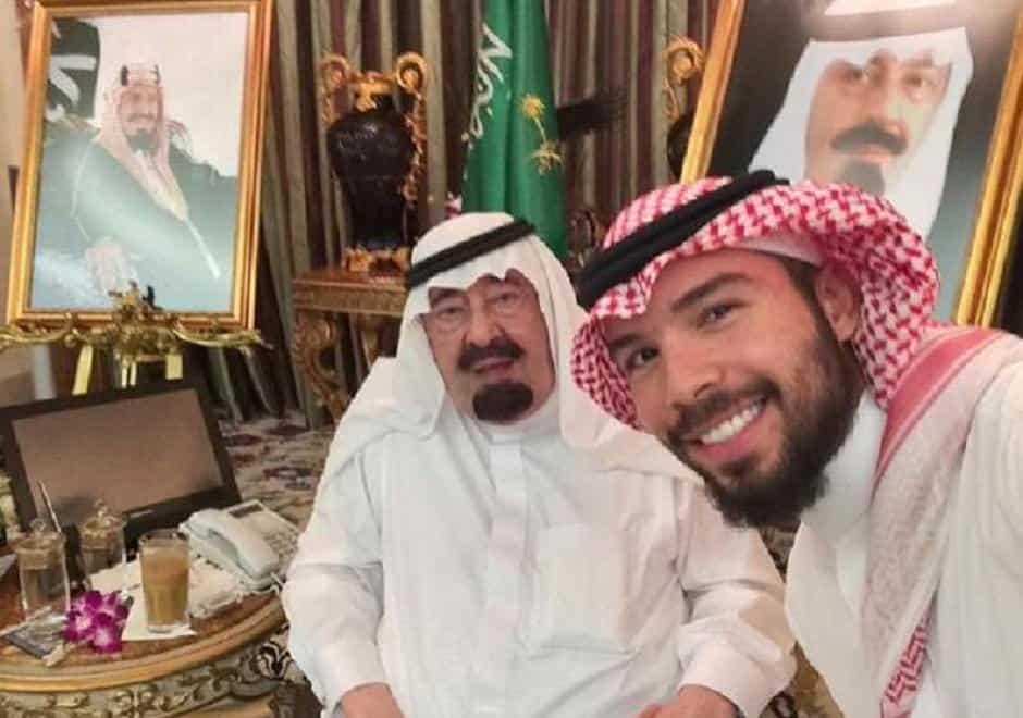 الملك عبدالله بن عبدالعزيز ال سعود