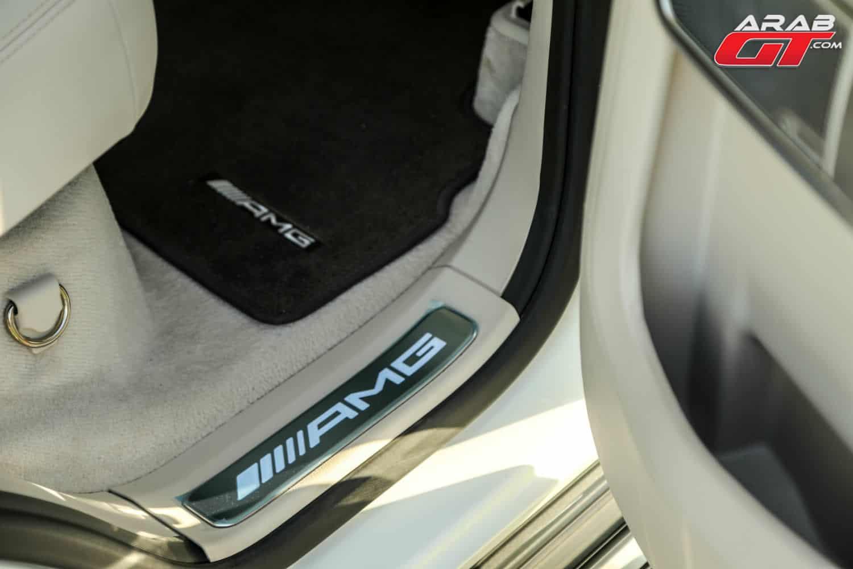 داخلية سيارة جي كلاس 2019