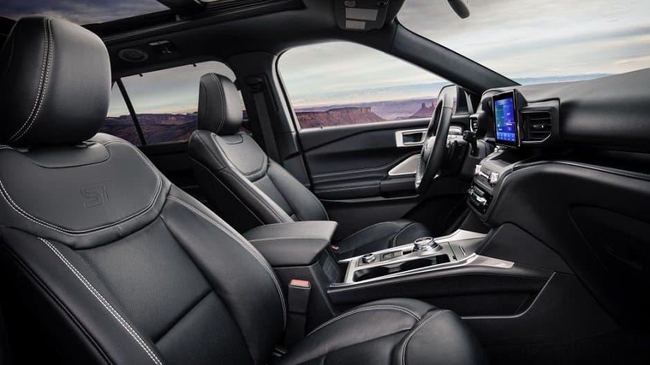 الكشف رسمياً عن فورد اكسبلورر St 2020 وإطلاق سيارة