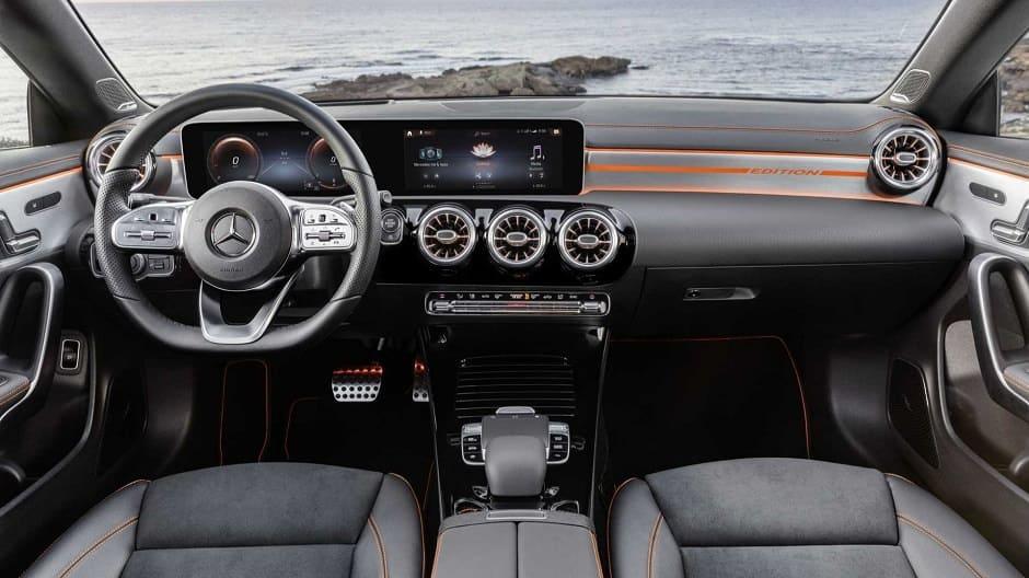 مرسيدس Cla 2020 تجعل من نفسها حلا لمن لا يمتلك المال لشراء سيارة Cls Arabgt