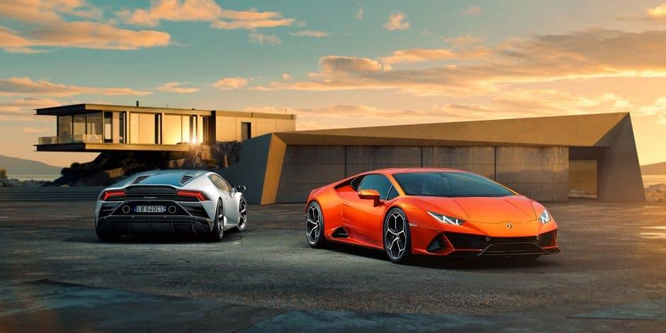 سيارات لمبرجيني 2020