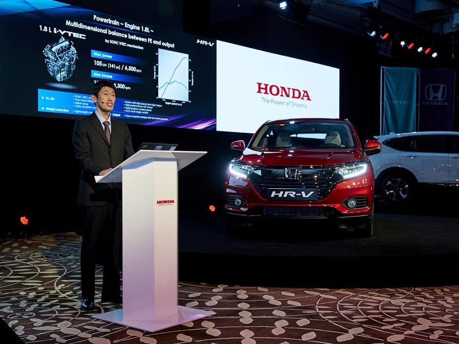 سيارات هوندا 2019