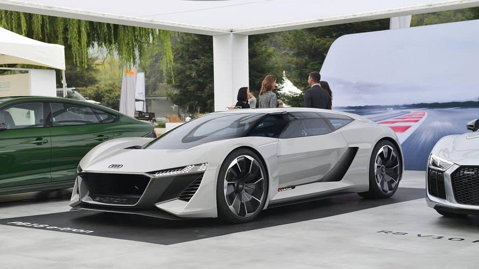 سيارة خارقة كهربائية