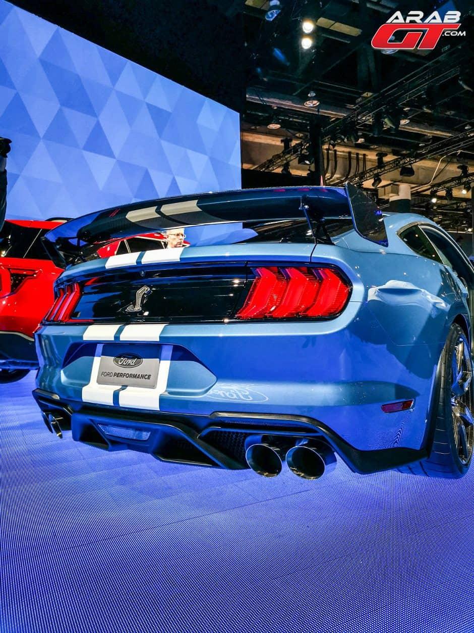سيارة موستنج شيلبي GT500 (1)