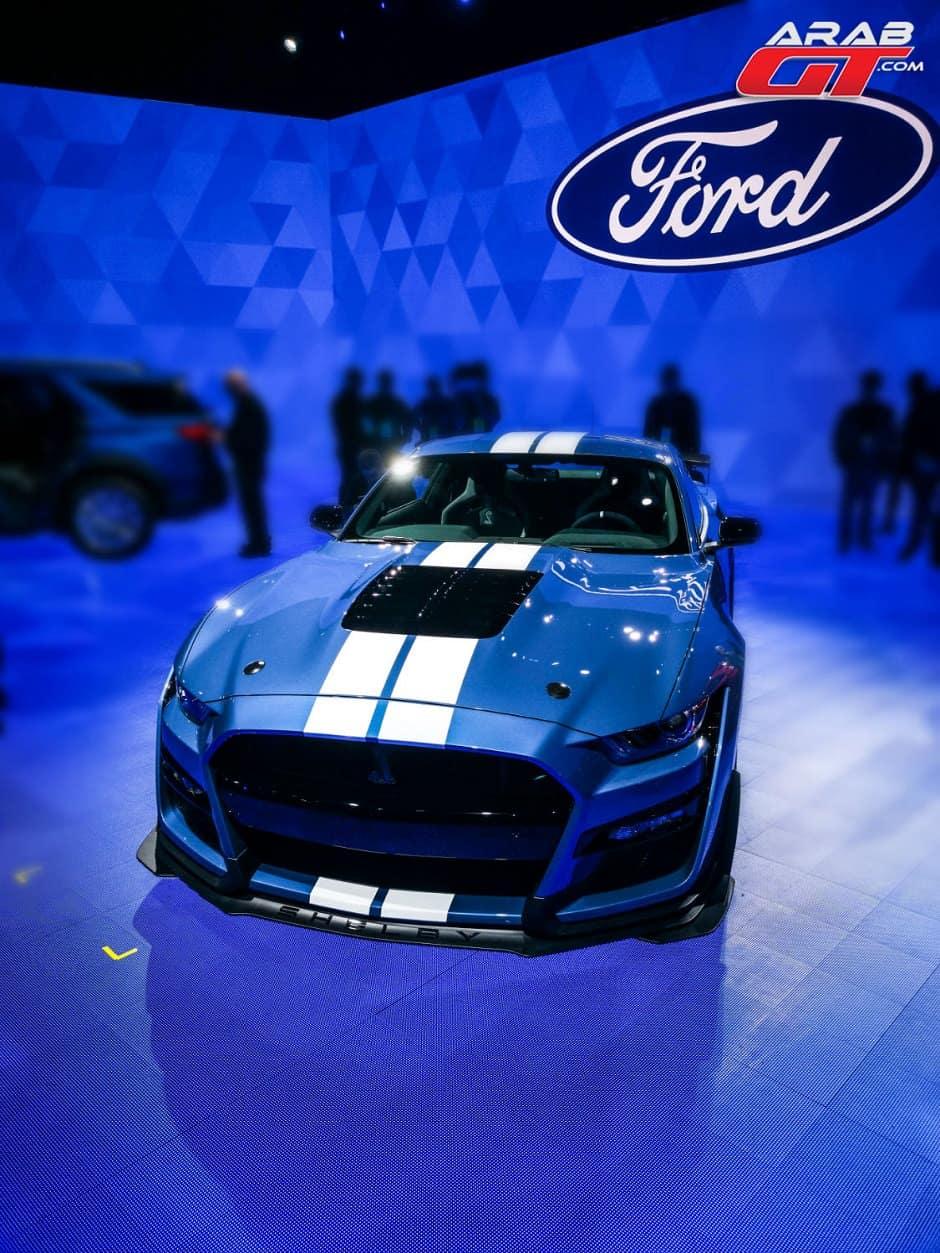 فورد موستنج شيلبي GT500 2020